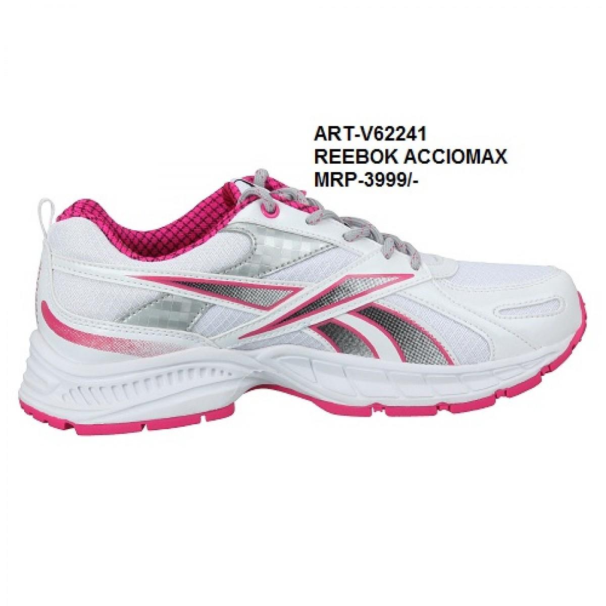 315aa11e5fed75 Reebok Sports Shoes -White
