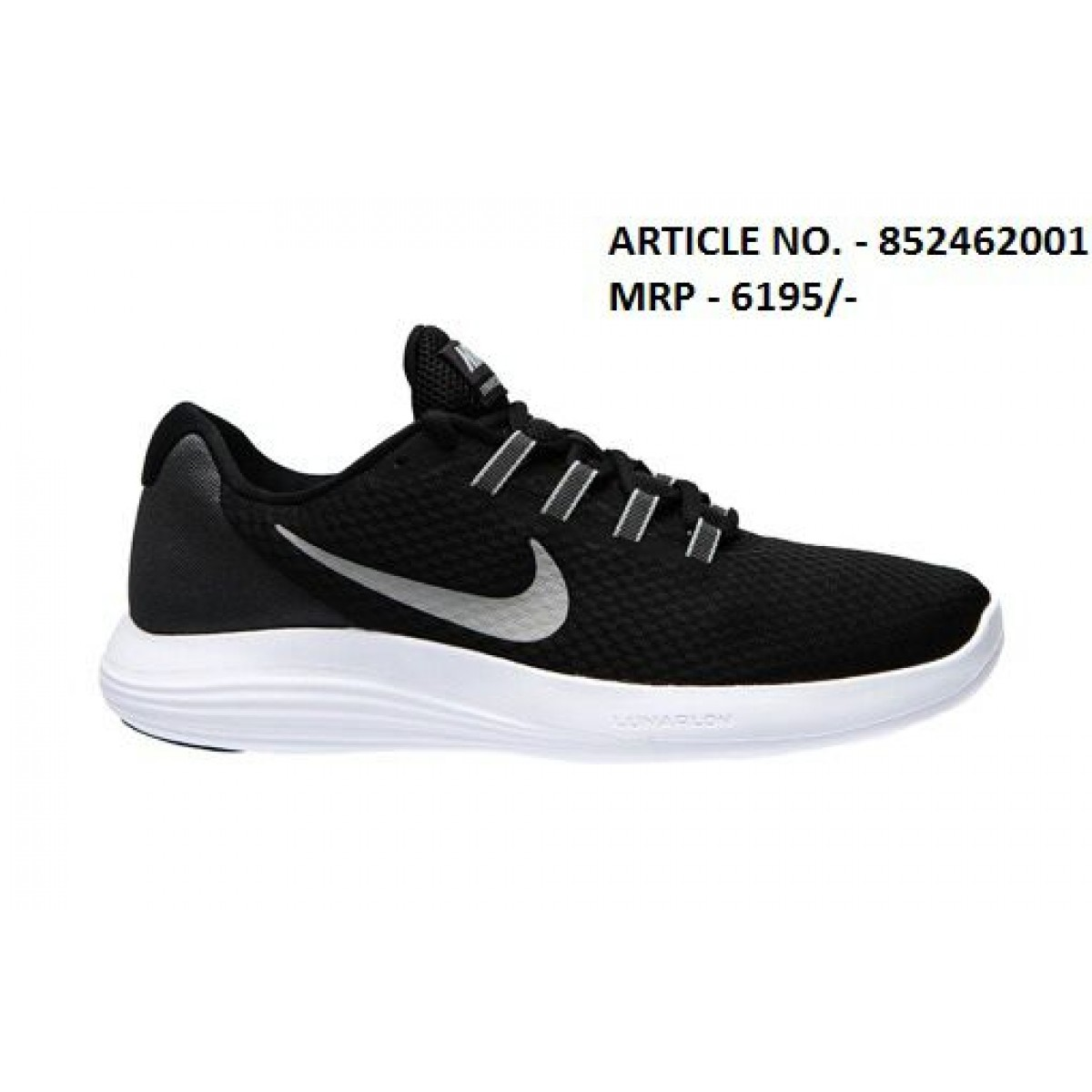 check out fe8d8 f7de0 Nike Sports Shoes -Black - 2017 edition100% Genuine Guarantee